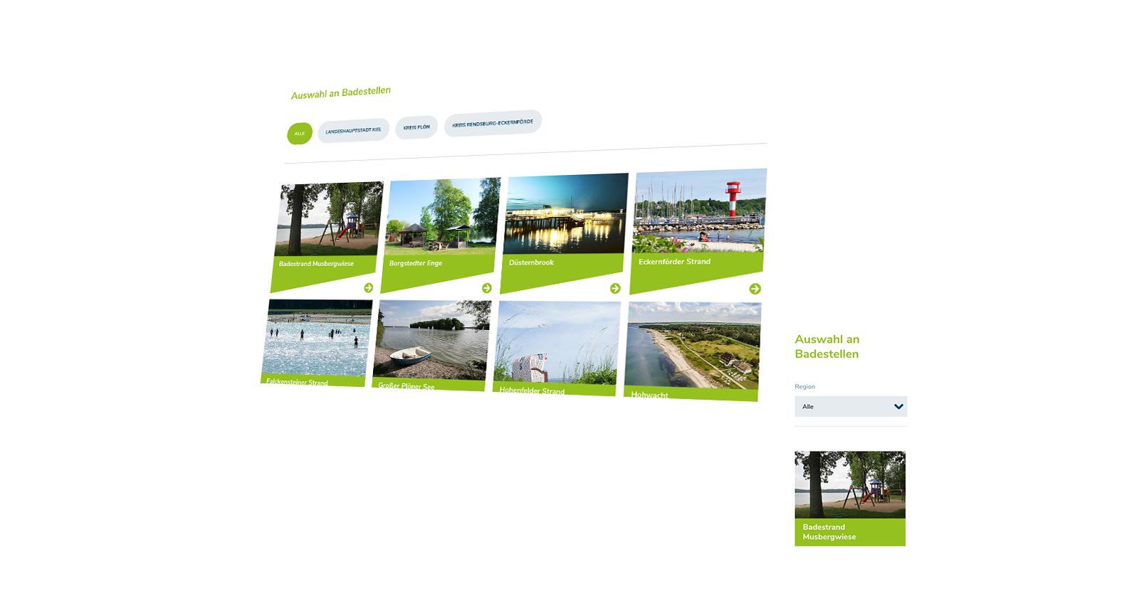 Website Kielregion
